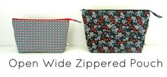 From: http://elisanna.blogspot.be/2012/10/open-wide-zippered-pouch-pin-12.html#  wide4' by sofie duron 'elisanna', via Flickr