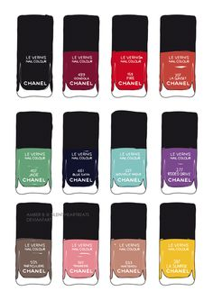 great quality, lasts a whole working week Chanel Le Vernis Nail Polish Colour over pins Chanel Nail Polish, Chanel Nails, Chanel Makeup, Beauty Makeup, Get Nails, Hair And Nails, Chanel Print, Cool Gifts For Women, Perfume