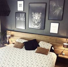 Today cracked on the site Laredoute, I bought . Home Decor Inspiration, Home Decor Bedroom, Bedroom Makeover, Home Decor, House Interior, Bedroom Inspirations, Home Deco, Room Decor, Bedroom Deco