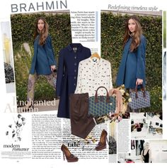 """""""How do you wear your Brahmin?"""" by kidhadtheworld on Polyvore"""