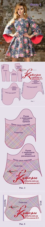 Posts on the topic of «ШИТЬЁ И КРОЙ / СОВЕТЫ /Технология шитья » added by Annet Delis
