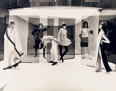 Blow-up became an instant cult film. The photo session with Verushka, the three-way romp with Jane Birkin, the footage of the Beck/Page era Yardbirds. Art House Movies, 60s Films, Michelangelo Antonioni, Swinging London, Moving Pictures, Film Photography, Vanity Fair, Photo Sessions, The Book
