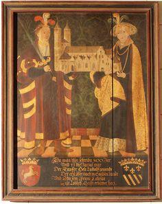 Gandersheim, Nr. 32 - Bad Gandersheim, Stiftskirche - 2. H. 16. Jh.