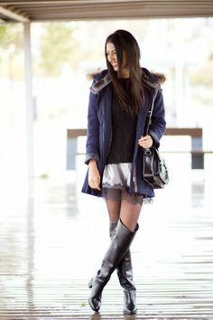 Sissy à la mode: The lingerie dress