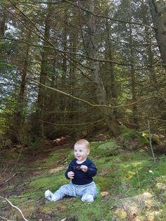 Scottish Kewpie elf baby