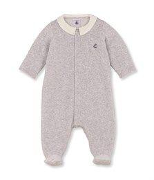 Pyjama bébé garçon à col Petit Bateau