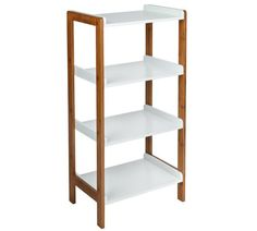 Buy Collection 4 Tier Two Tone Shelf Unit At Argos.co.uk   Your