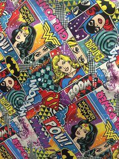 DC Comics Boppy Cover, Wonder Woman, BatGirl, Supergirl, Girl Power, Nursing…
