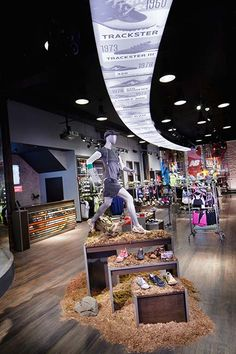 """NEW BALANCE NEW YORK EXPERIENCE,Manhattan,New York,""""Running Away from Nothing"""", photo by Mark Steele Photography,pinned by Ton van der Veer"""