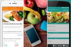 Logra bajar de talla y peso combinando ejercicios con una buena alimentación y... la ayuda de estas apps  #bajarpeso #bajar ##apps #tecnologia  #dieta #saludable