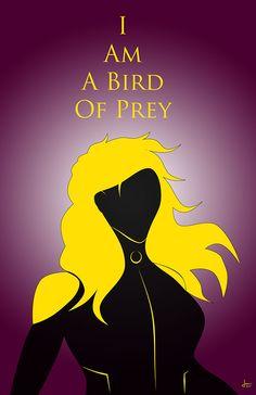 Black Canary by Jason Chin