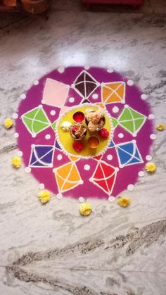 Sankraniti speacial rangoli Simple Rangoli Border Designs, Rangoli Borders, Beautiful Rangoli Designs, Indian Rangoli, Diwali Rangoli, Easy Rangoli, Kitty Party Games, Cat Party, Kite Designs