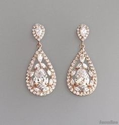 Vintage wedding jewelry 2017 trends and ideas (52)