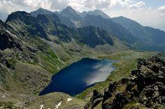 Photograph Velke Hincovo pleso by Slavomir Hudak on Tatra Mountains, Dark Eyes, Castle, Photograph, Europe, River, History, Photos, Outdoor