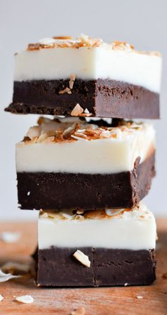 Mocha coconut fudge.  Takes you directly to the recipe page without having to search their entire site to find what you originally pinned.  I don't like those bait and switch pins that make you search their entire site often to no avail.