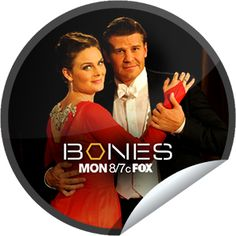 """Bones S8E10-11 -""""The Diamond in the Rough; The Archeologist in the Cocoon"""" -01/14/13 #FOX"""