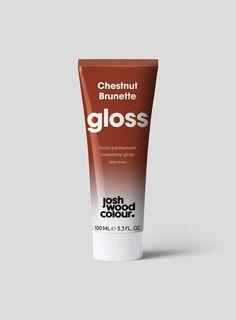 Chestnut Brunette Gloss - Semi Permanent Gloss Hair Treatment