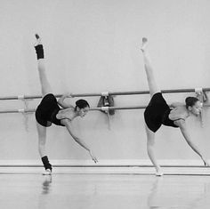 ...students at Vaganova Ballet Academy...