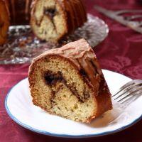 Cinnamon Swirl Sour Cream Bundt Cake Recipe: Cinnamon Swirl Sour Cream Bundt Cake Recipe