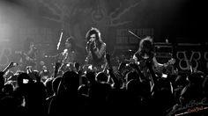 Black Veil Brides's concert #AndyBiersack #AshleyPurdy #JakePitts #Jinxx #CC #BlackVeilBrides