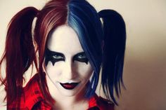 New 52 Suicide Squad Harley Cosplayer: QuinnStephanie van Rijn. Photographed by Chris Lambert
