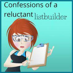 reluctant listbuilder