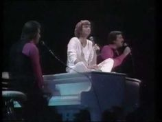 Stay - Barry Manilow With James Jolis & Kevin Di Simone