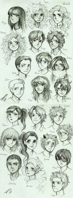 percy jackson drawings heroes of olympus - Cerca con Google