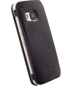 Krusell Kiruna Flipcase HTC One M9 Zwart