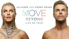 I just entered to win tickets to see Julianne & Derek Hough in Move Beyond Live On Tour!