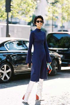 Paris Fashion Week SS 2017....Yasmin