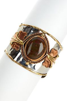 Boho & Bourbon Throne Cuff by Top Off Your Look on @HauteLook