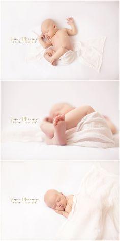 simple natural newborn photography by denver newborn photographer, Jenni Maroney