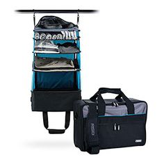 JUMPER Carry-On with Collapsible Shelves | ThinkGeek