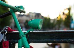 Mint Green #amsterdam #bike #fiets