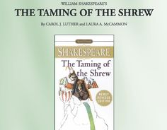 character analysis of katharine in the taming of shrew by william shakespeare View this essay on shakespeare's the taming of the shrew katherine  character analysis of katherine taming the  taming of the shrew by william shakespeare .
