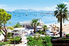 Make this year special by booking a dream holiday to Puerto Pollensa. We specialise in great value package holidays, so you don't have to worry about a thing. Mallorca Beaches, Puerto Pollensa, Spanish Holidays, Andalusia Spain, Balearic Islands, Seaside Towns, Medieval Town, Majorca, Canary Islands