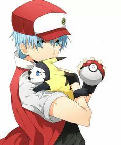 Awwwnnn T-T Kuroko Tetsuya, Kuroko No Basket, Anime Art, Cosplay, Cartoon, Manga, Artist, Fun, Crossover
