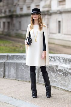 20 looks that prove black and white is ALWAYS chic: