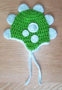 Crochet dinosaur beanie {Available in any size or colour. Shipped to anywhere} Dinosorbet beanie Crochet Dinosaur, Knit Hats, Crayons, Yarn Crafts, Baby Hats, Grandkids, Crochet Baby, Beanie, Deviantart
