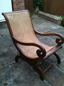 Leather Plantation Chair.   Chairs   Pinterest   British Colonial, Colonial  And House
