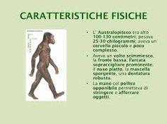 Risultati immagini per australopiteci