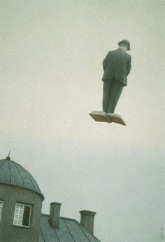 One Morning in November - Quint Buchholz, 1990