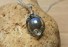 Check out this item in my Etsy shop https://www.etsy.com/listing/217524337/reiki-attuned-labradorite-pendant