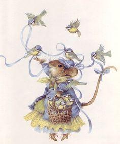 Marjolein Bastin - Vera the Mouse