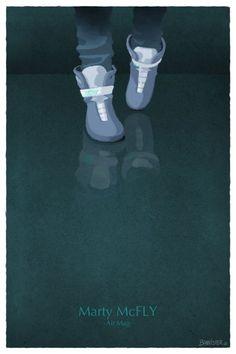 Nicolas Bannister - Famous Shoes - Marty