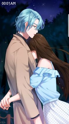 Mc x V V route Mystic Messenger
