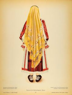 Folk Costume, Costumes, Medieval Clothing, Anthropology, Traditional Outfits, Embroidery Patterns, 1 Decembrie, Interesting Stuff, Romania