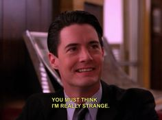The Church Of Special Agent Dale Cooper