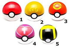 7cm #Pokemon #Pokeball Toy Plastic Poke Ball #Game Toys #Anime Color Large